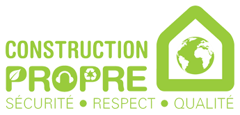 logo du label Construction Propre